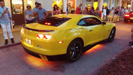 Car Show Picture Of Old Town Kissimmee TripAdvisor - Kissimmee car show saturday