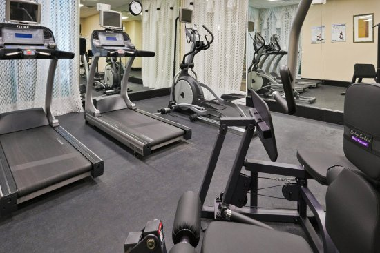 Bellmead, TX: State of the Art Fitness Center