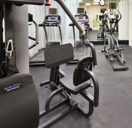 Bellmead, TX: Multi Gym Fitness Center