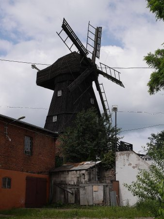 Smock Mill in Tczew