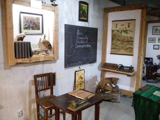 Korenov, Çek Cumhuriyeti: Muzeum