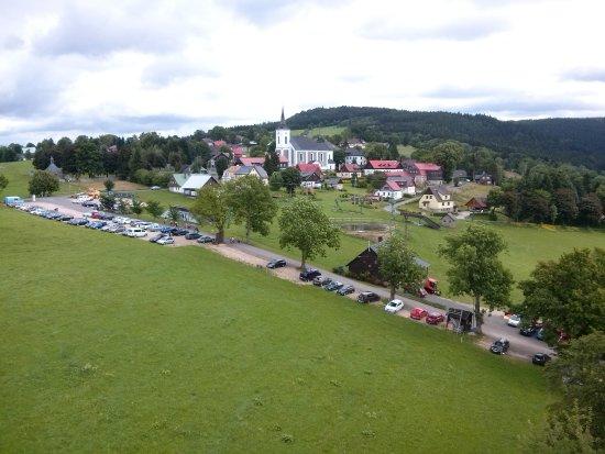 Korenov, República Tcheca: Výhled