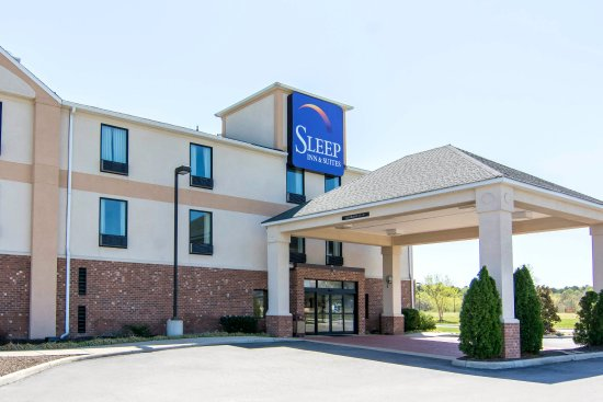 Photo of Sleep Inn & Suites at Fort Lee Prince George