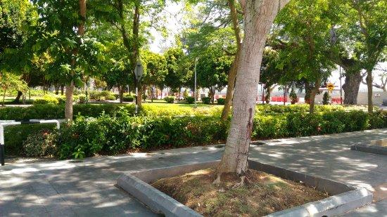 Tanjung Emas Park