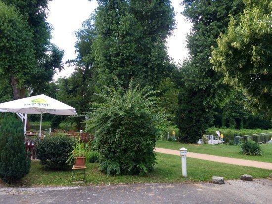 Furstenwalde, เยอรมนี: Sehr schöne Lage, nur wenige Schritte zur Spree.