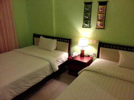 Parklane Hotel: good place