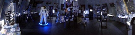 Parco Astronomico San Lorenzo: Museo del Cosmonauta