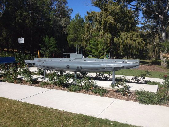 A2submarine Replica