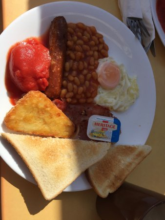 The Crafty Cow : One of the best full English breakfast I have ever try. The picture is a full Irish breakfast, I