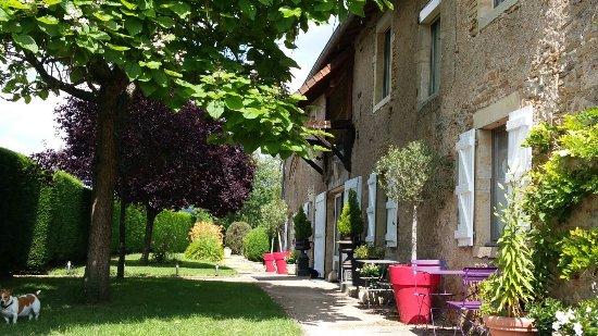 La Grange des Moines: Ancienne Grange des Moines de l Abbaye de Cluny