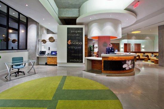 Hotel Indigo Athens-University area: Arrival Lobby