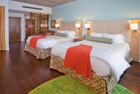 Atenas, GA: Double Bed Guest Room