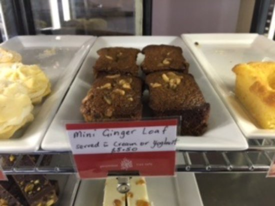 Pirongia, New Zealand: Best ginger loaf in the world!