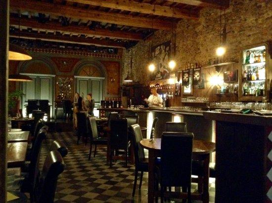 St-Hippolyte, France: la salle