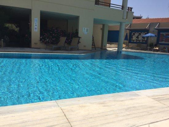 Chrissi Akti, اليونان: Anais Hotel