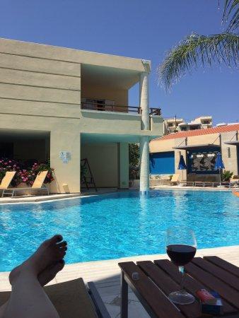 Chrissi Akti, Grekland: Anais Hotel