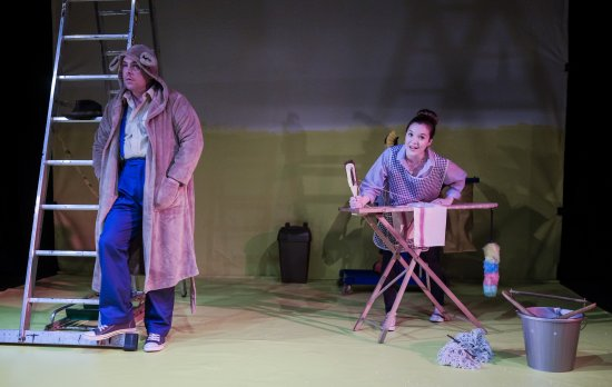 Stephen Joseph Theatre: Just So Stories 2016