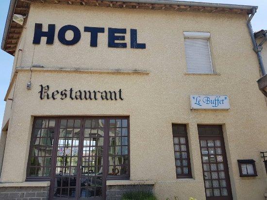 Balbigny, França: Le Buffet