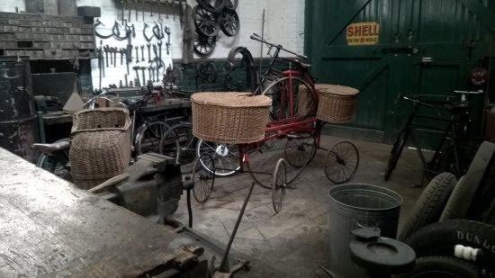Garage Workshop Bild Von Beamish Museum Beamish Tripadvisor