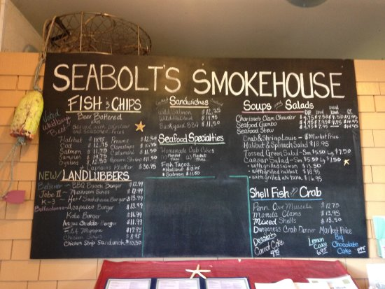 Oak Harbor, WA: Spoiled for choice!