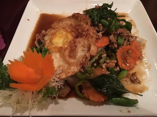 Picture of thai basil ithaca tripadvisor for Asia cuisine ithaca ny