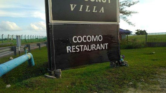 Cocomo Restaurant: Dinner :-)