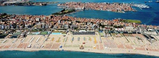 Villaggio camping europa sottomarina itali foto 39 s for Bagni lungomare sottomarina