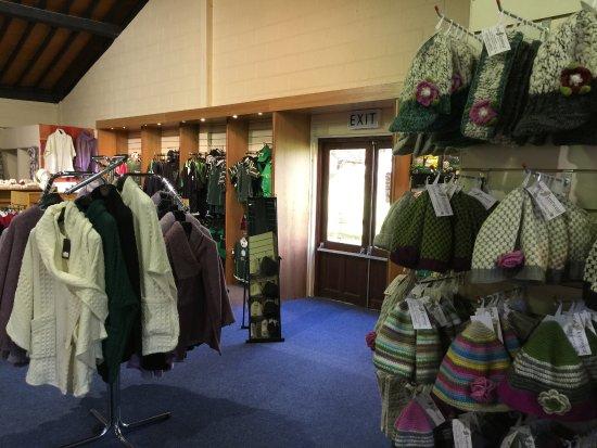 Macken of Ireland: Inside Store