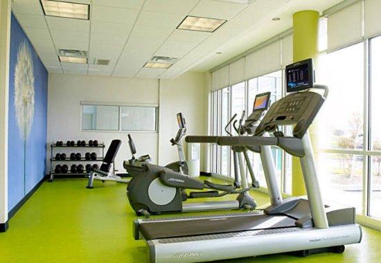 Ridley Park, เพนซิลเวเนีย: Fitness Center