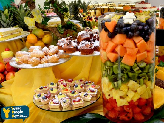 Hotel Elba - Young People Hotels: buffet