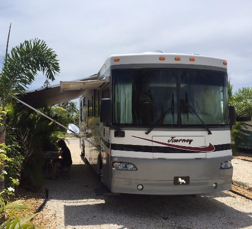 Fiesta Key RV Resort: Camp Site