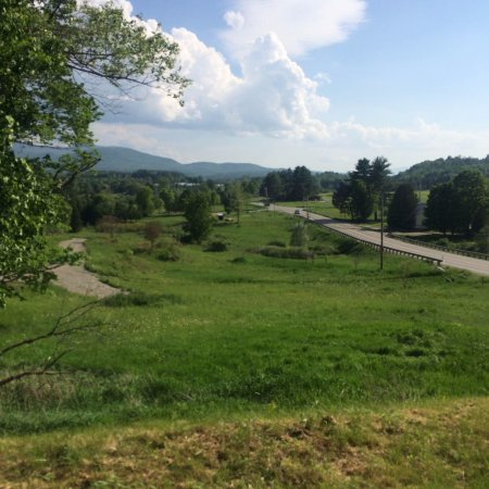 Morrisville, VT: The view from GMD