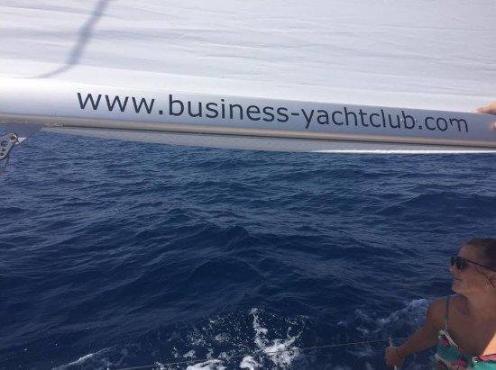 Business Yachtclub Barcelona: Sail