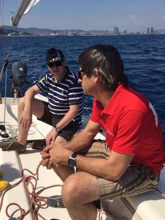 Business Yachtclub Barcelona: Skipper
