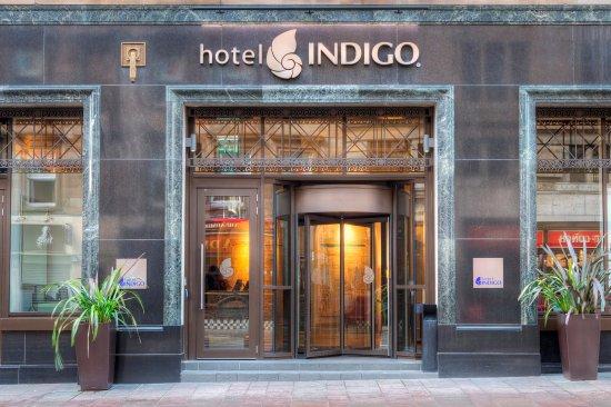 Hotel Indigo Glasgow - A warm welcome awaits you