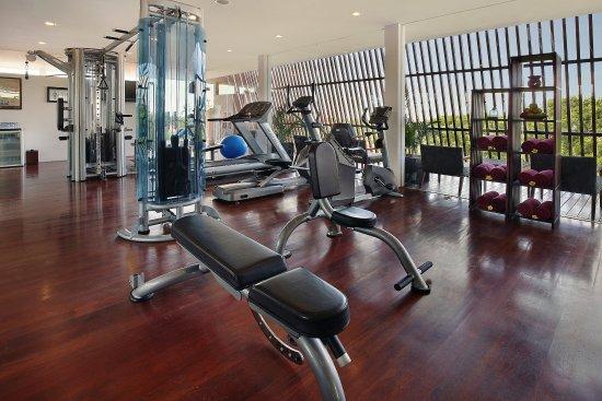 Anantara Seminyak Bali Resort : Fitness Centre