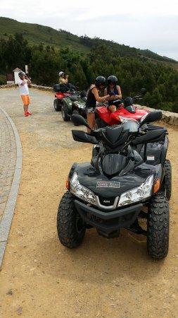 QuadsExperience: Top of the Algarve, Foia