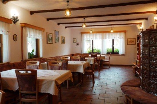 Hrusevje, Eslovênia: Dining room