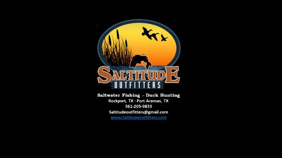 Saltitude Outfitters: New Logo and Contact Information