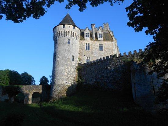 Nogent-le-Rotrou, França: Looking backwards