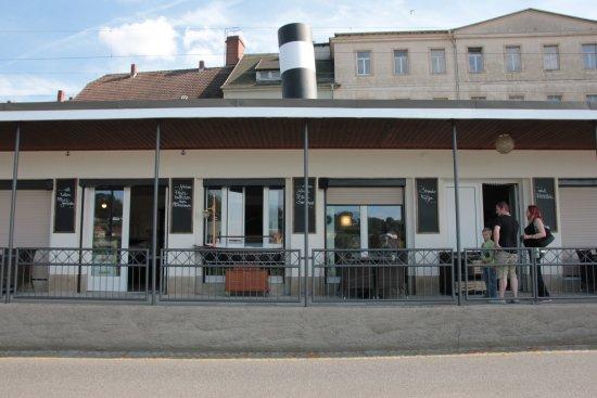 Pirna, Germany: Volle Breitseite