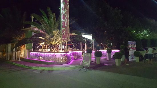 Flogita, Greece: Pastazzi beach bar