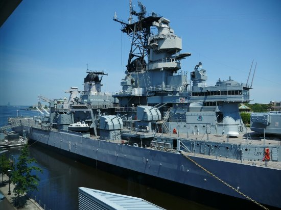 Battleship Tours In Virginia
