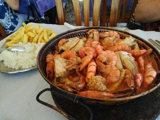 Porto Brandao, Portugal: IMG_20160708_143549_large.jpg