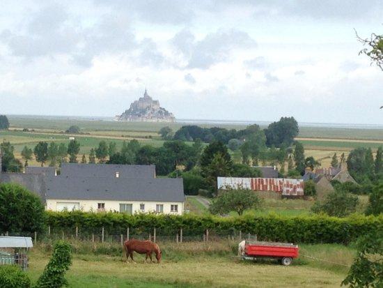 Huisnes sur Mer, Francia: Vista dalla camera
