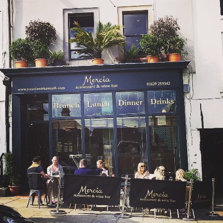 Wirksworth, UK: Mercia Restaurant & Wine Bar