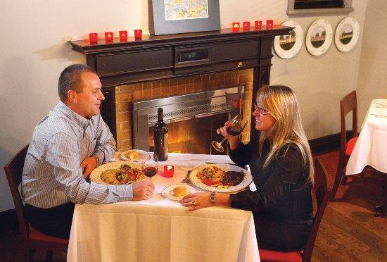 Restaurant Le Manoir : Romantic dinner at Le Manoir