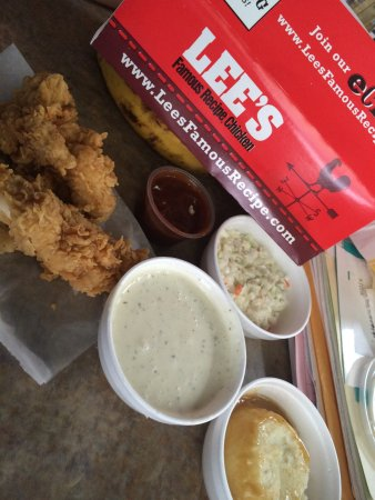 Lee S Famous Recipe Chicken Richmond Restaurant Reviews Phone