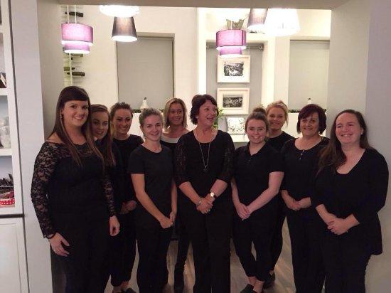 Newmarket, Irlanda: The Staff