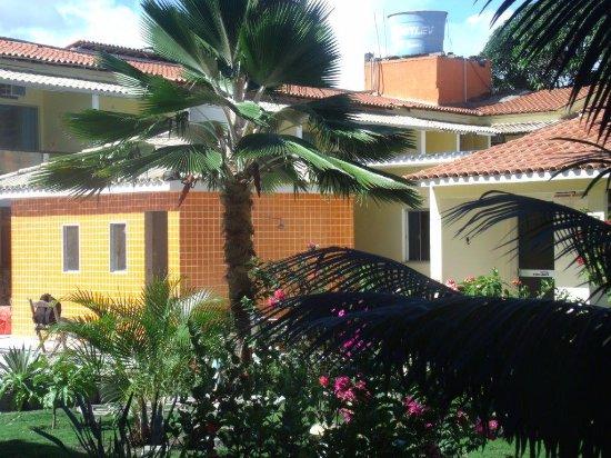 Hotel Porto Garden: Jardins